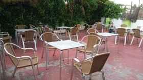 zamora terraza