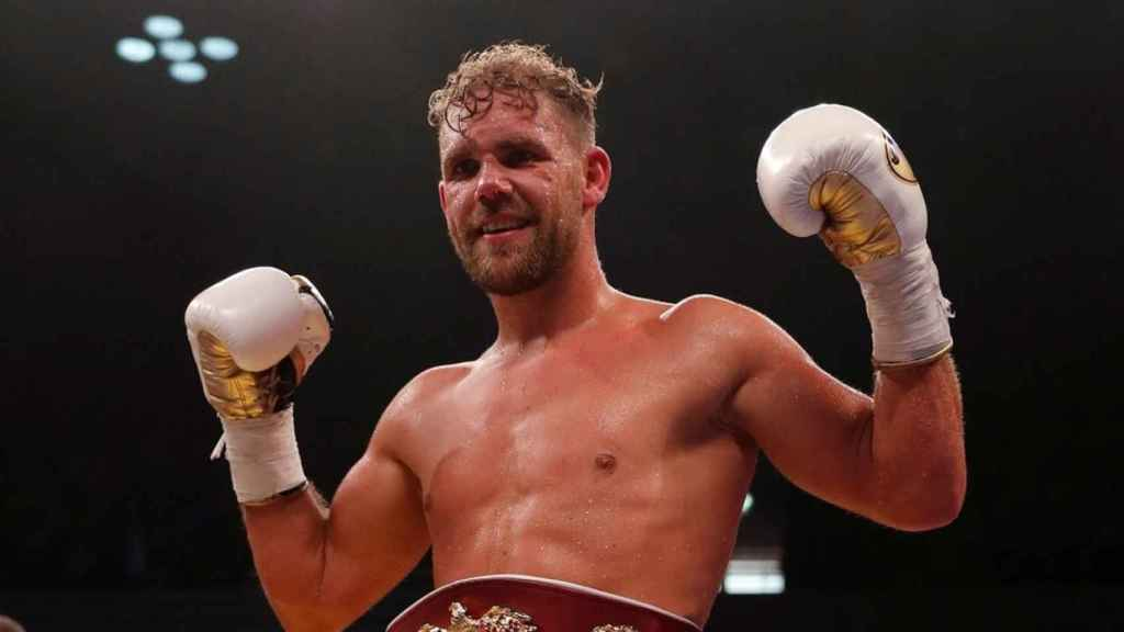 Billy Joe Saunders, boxeador