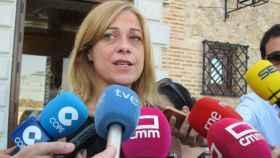 Carmen Picazo en una imagen de archivo