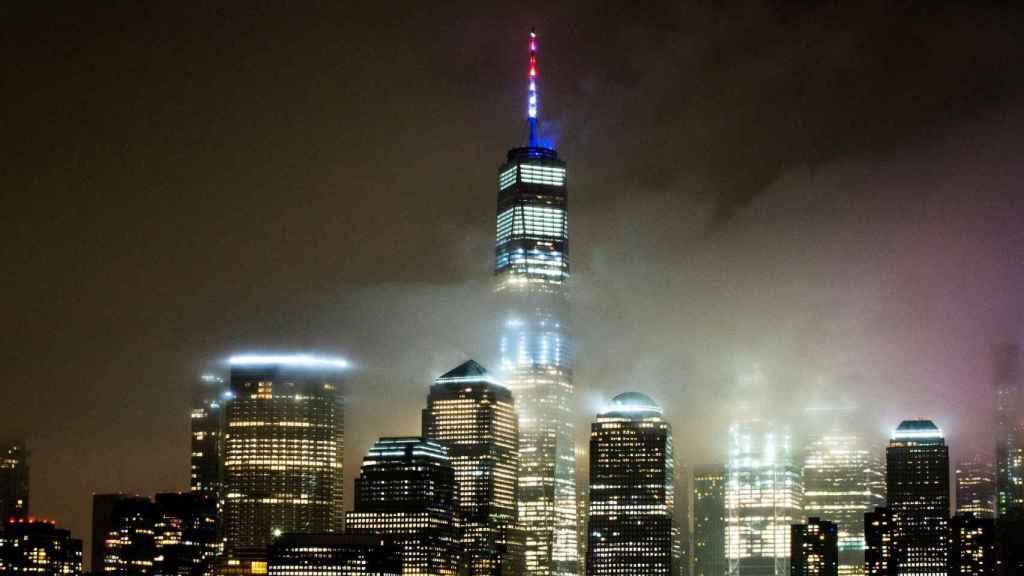 El  One World Trade Center, en Nueva York.