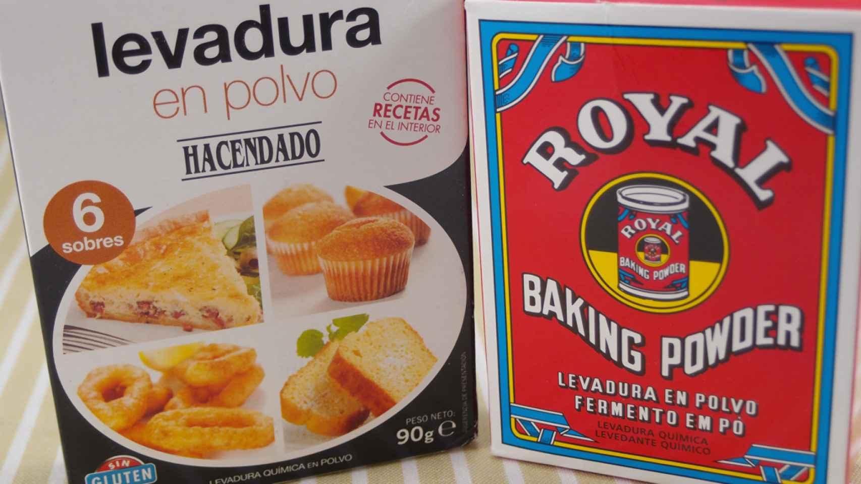 Levadura De Panadería Levadura Fresca Y Levadura Royal Usos Y Diferencias