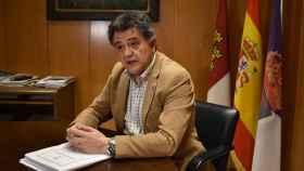 Leopoldo Sierra, alcalde de Daimiel