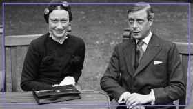 Wallis Simpson y Eduardo VIII.