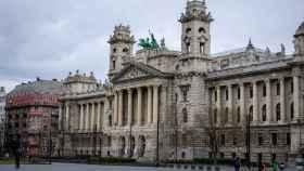 Museo Etnográfico de Budapest.
