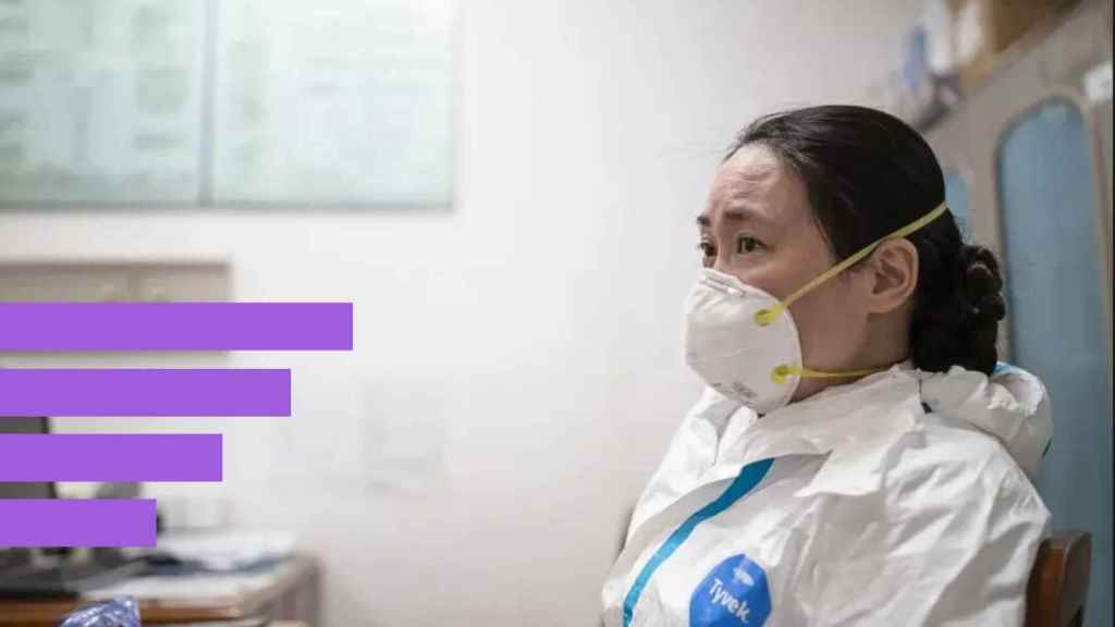 Ai fen,  la directora de emergencias del hospital Wuhan Central.