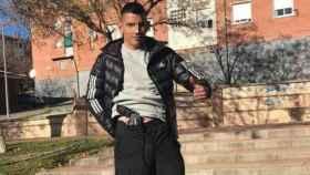 Adonai Fernández, el fugitivo más buscado de Granada que ha sido detenido esta semana.