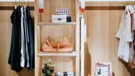 El cambio de armario contribuye a aportar tranquilidad.