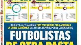 Portada MARCA (03/04/20)