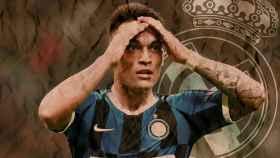 El Real Madrid descarta a Lautaro Martínez: no hay sitio la próxima campaña para la estrella del Inter