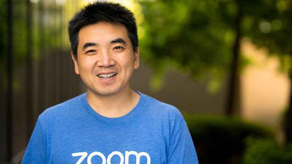 Eric S. Yuan, fundador y CEO de Zoom