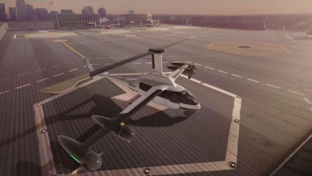 Jaunt Air Mobility ROSA
