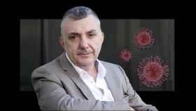 El escritor Manuel Vilas.