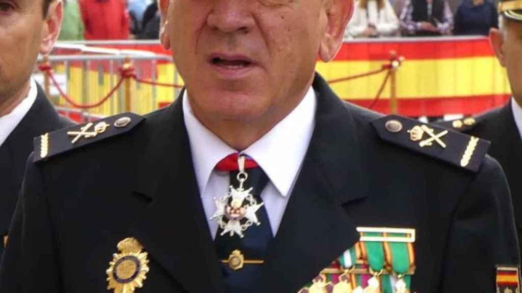 El actual DAO de la Policía Nacional tiene 59 años y el respaldo de muchos subordinados.