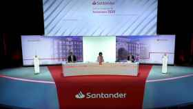 Junta Santander Botín