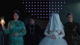 Imagen de la boda de la protagonista de 'Unorthodox'.