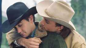 Fotograma de Brokeback Mountain.