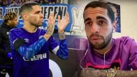 Omar Mascarell regresa al Schalke tras pasar la cuarentena en España: Aquí se lo toman en serio