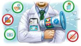 El Ministerio de Sanidad ya tiene canal oficial de Telegram