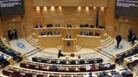 El pleno del Senado en una imagen de archivo.