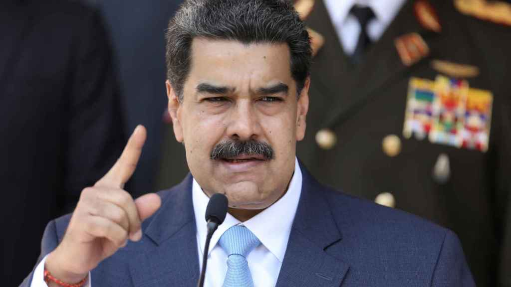 Nicolás Maduro./ Efe