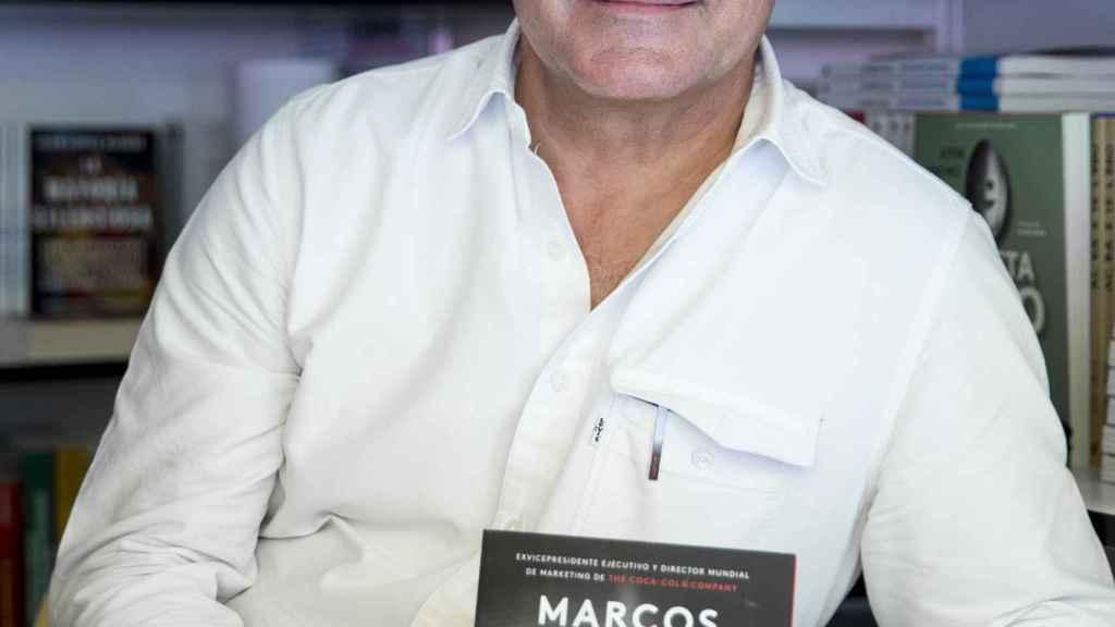 El ex vicepresidente ejecutivo de The Coca-Cola Company, Marcos de Quinto.