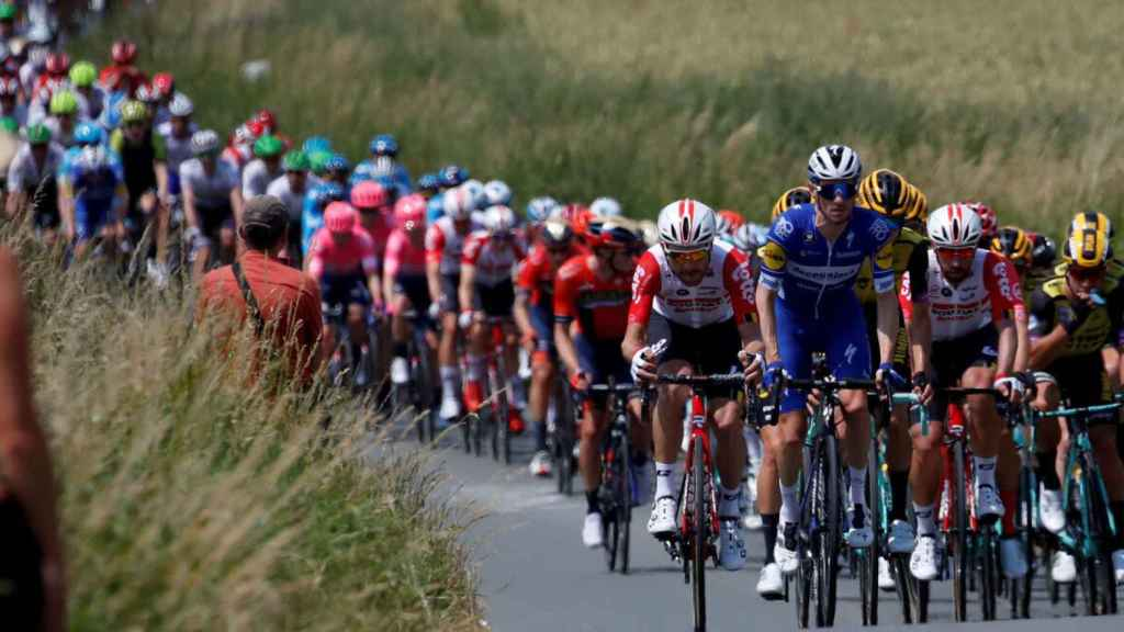 El Tour de Francia en su edición de 2019