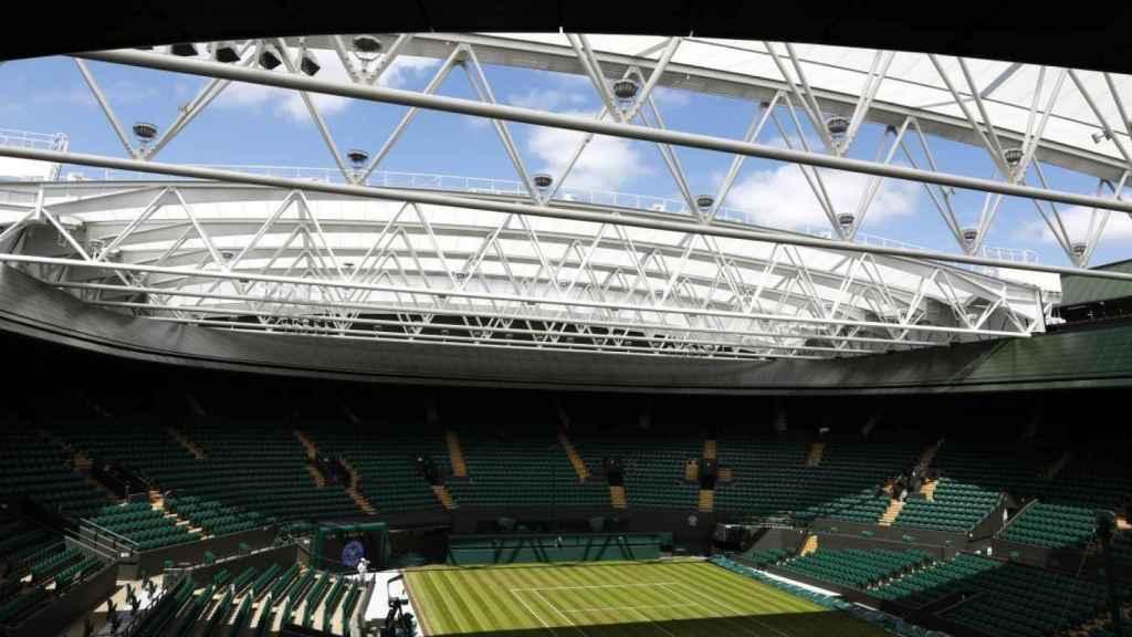 El All England Club, la sede de Wimbledon