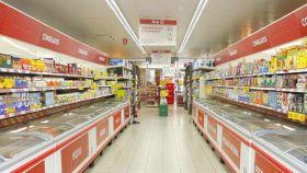 Un supermercado de Dia.