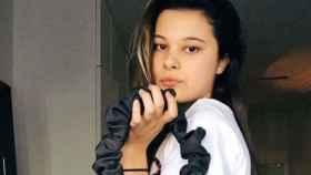 Manuela, la hija de Alejandro Sanz y Jaydy Michel.