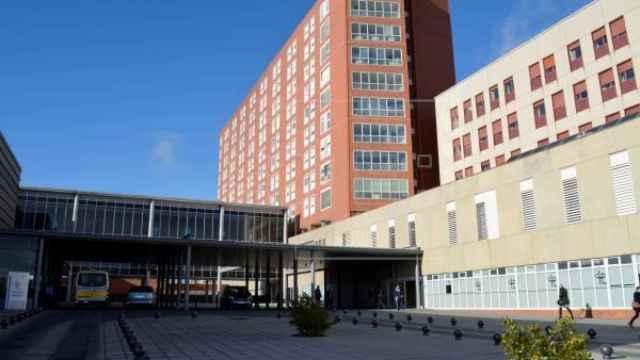 Hospital Rio Carrión, en Palencia
