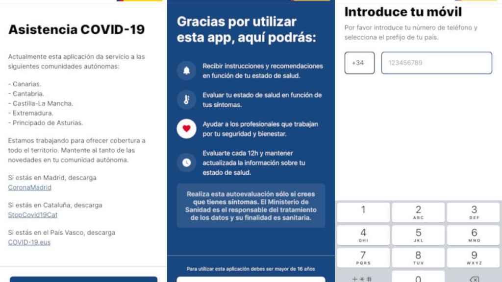 Apps como la del Ministerio de Sanidad podrán usar la plataforma de Apple y Google