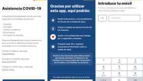 Primeros pasos con la app contra el COVID-19 del Gobierno