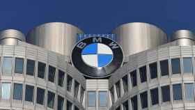 Imagen de la sede central de BMW en Munich.