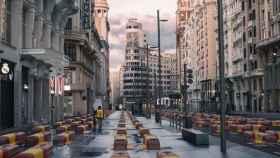 Fotomontaje realizado por Vox a partir de una fotografía de Ignacio Pereira.