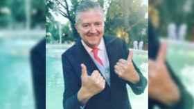 El médico de 61 años fallecido, Luis Pérez Suárez.
