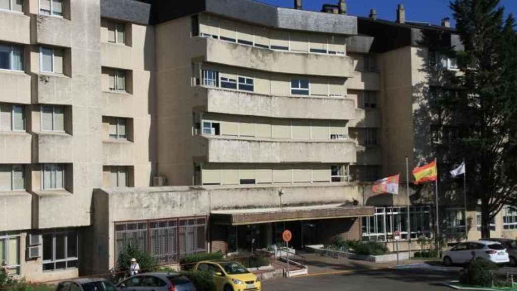 La Residencia Asistida de Personas Mayores de Segovia.