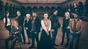 Imagen de la tercera temporada de 'El Ministerio del Tiempo' (RTVE)