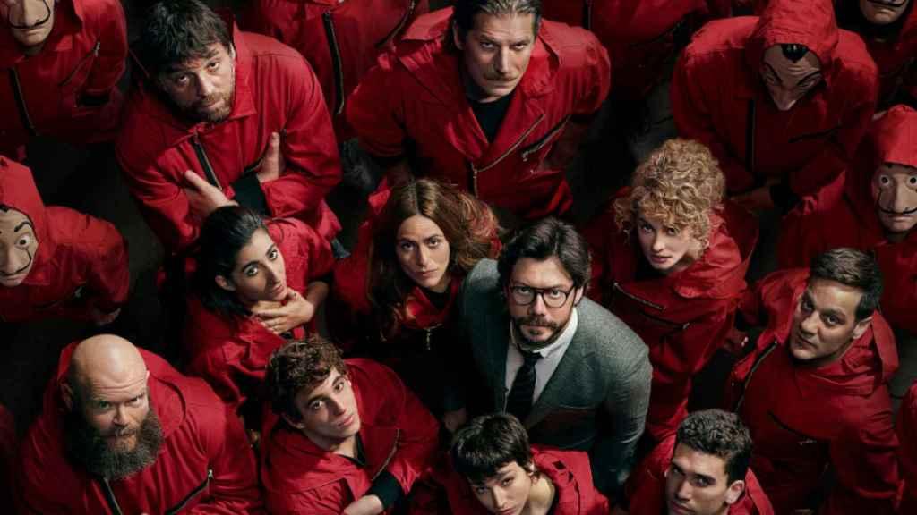 'La Casa de Papel' (Netflix)