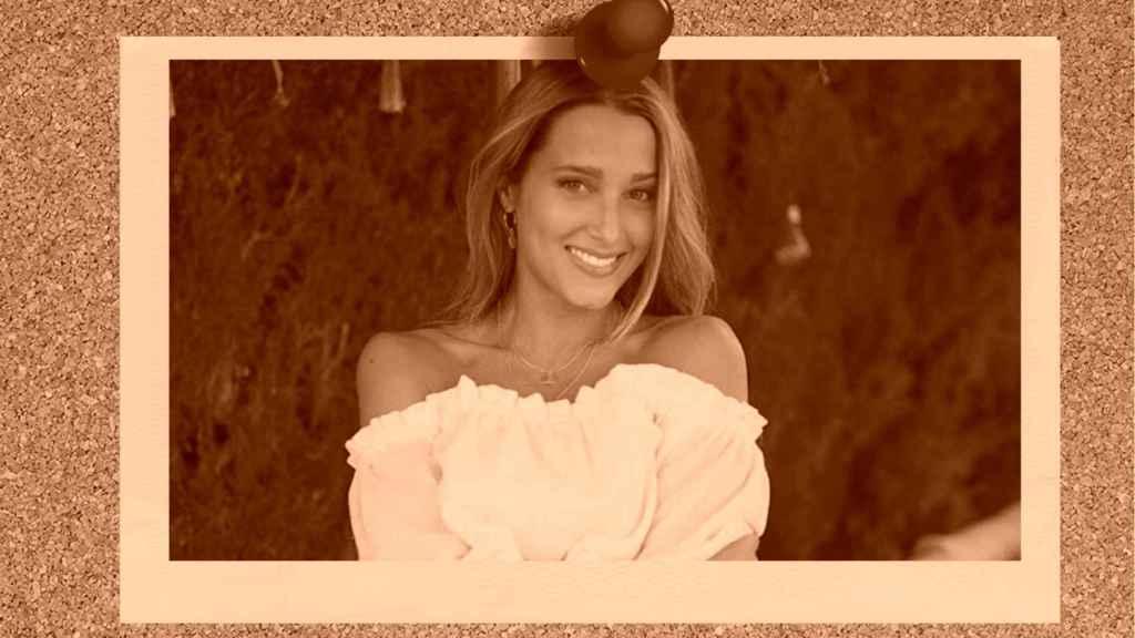 Corina Randazzo en un montaje de Jaleos.