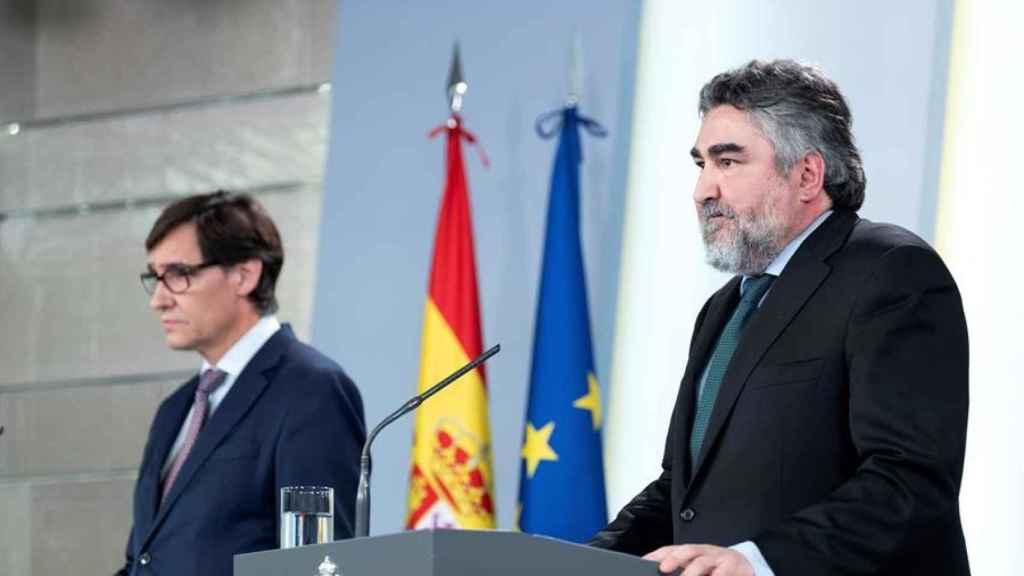 El ministro Uribes decepciona al sector cultural por la falta de medidas concretas