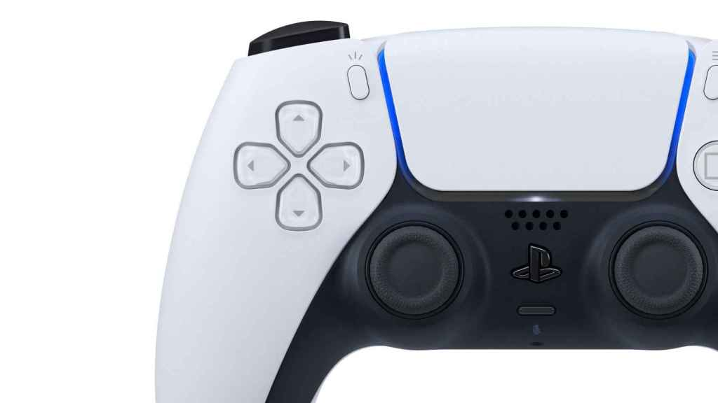 The new Playstation 5 controller has a spectacular design