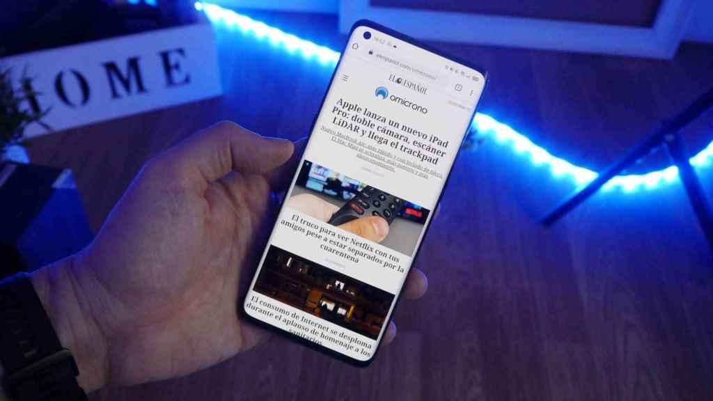 Análisis OPPO Find X2 Pro: un móvil con la pantalla perfecta