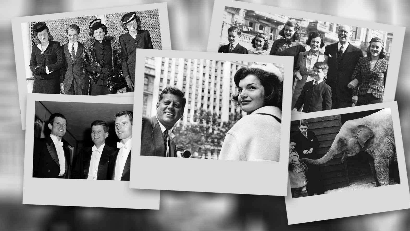 La familia Kennedy presumía de poder pero también de muchas desgracias.