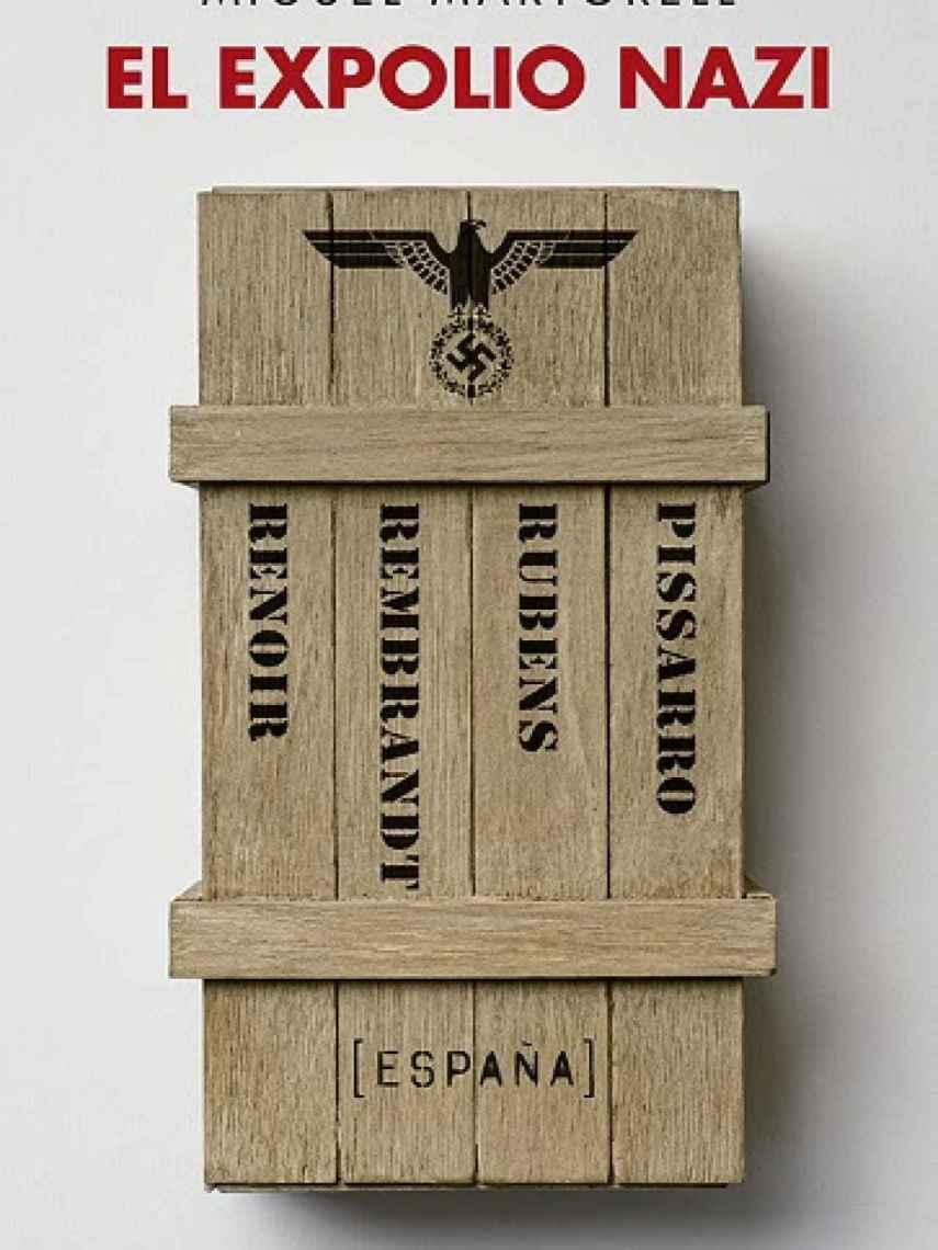 Portada de 'El expolio nazi'.