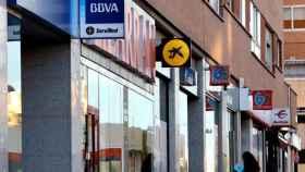 Bancos españoles.