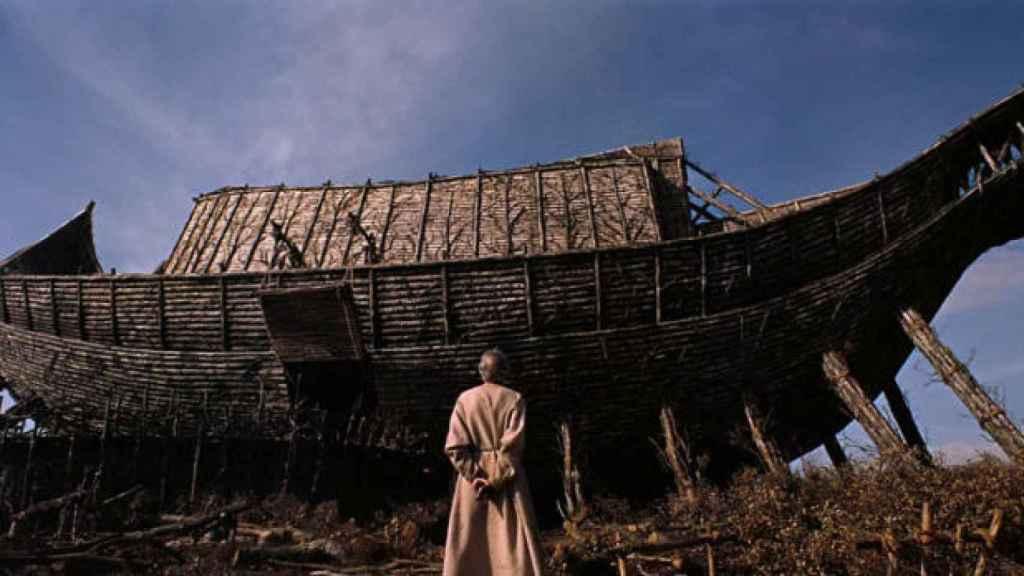 Fotograma de la película 'La Biblia' (1966), de John Huston.