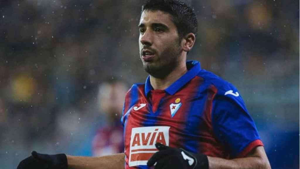 Cote, jugador del Eibar