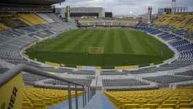 El Estadio de Gran Canaria, en Las Palmas