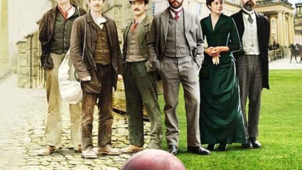 'Un juego de caballeros', serie de Netflix