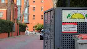 Residencia Monte Hermoso de Madrid, una de las que más fallecidos ha reportado.